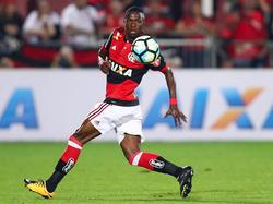 Vinícuis Júnior von Flamengo
