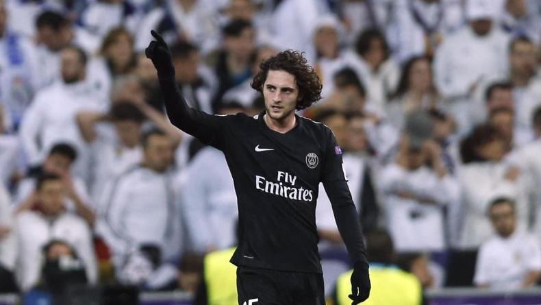Adrien Rabiot steht vor dem Wechsel zu Juventus Turin