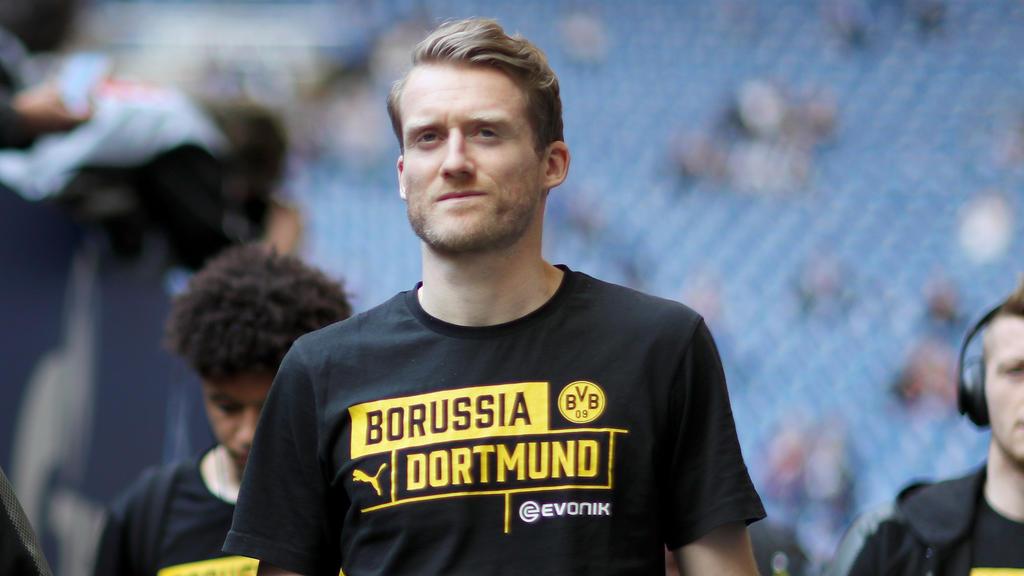 André Schürrle steht vor einem Abschied vom BVB