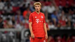 Fiete Arp wartet beim FC Bayern auf seinen Durchbruch