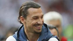 Hat zuletzt Ende Oktober ein Pflichtspiel bestritten: Zlatan Ibrahimovic