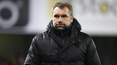 Bernd Hollerbach erlitt eine Lungenentzündung