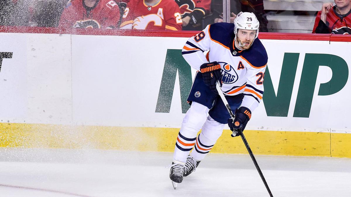 Führt die Scorerliste der NHL an: Leon Draisaitl