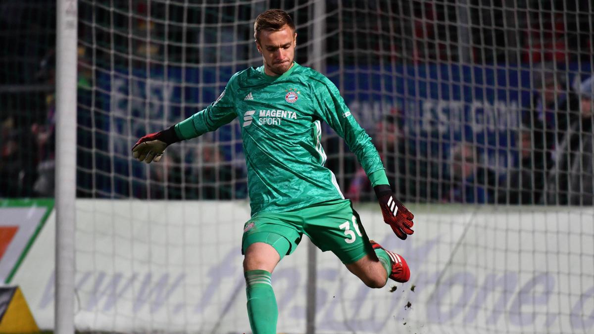 Der FC Bayern will Christian Früchtl verleihen