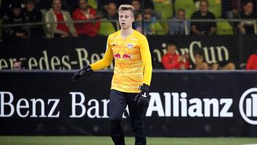 Torwart Moritz Schulze wechselt von RB Leipzig nach Paderborn