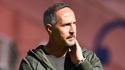 """Erwartet gegen Hertha BSC ein """"hartes Stück Arbeit"""": Adi Hütter"""