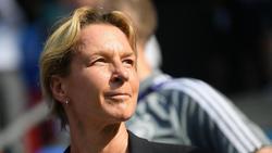 Martina Voss-Tecklenburg verteidigt den Neustart in den deutschen Profiligen
