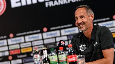 Verlängert Adi Hüttert in Frankfurt?