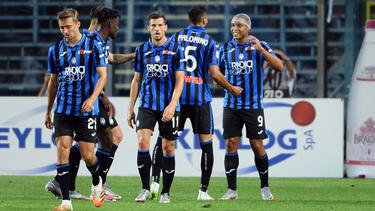 Bergamo feierte einen knappen Sieg gegen Bologna