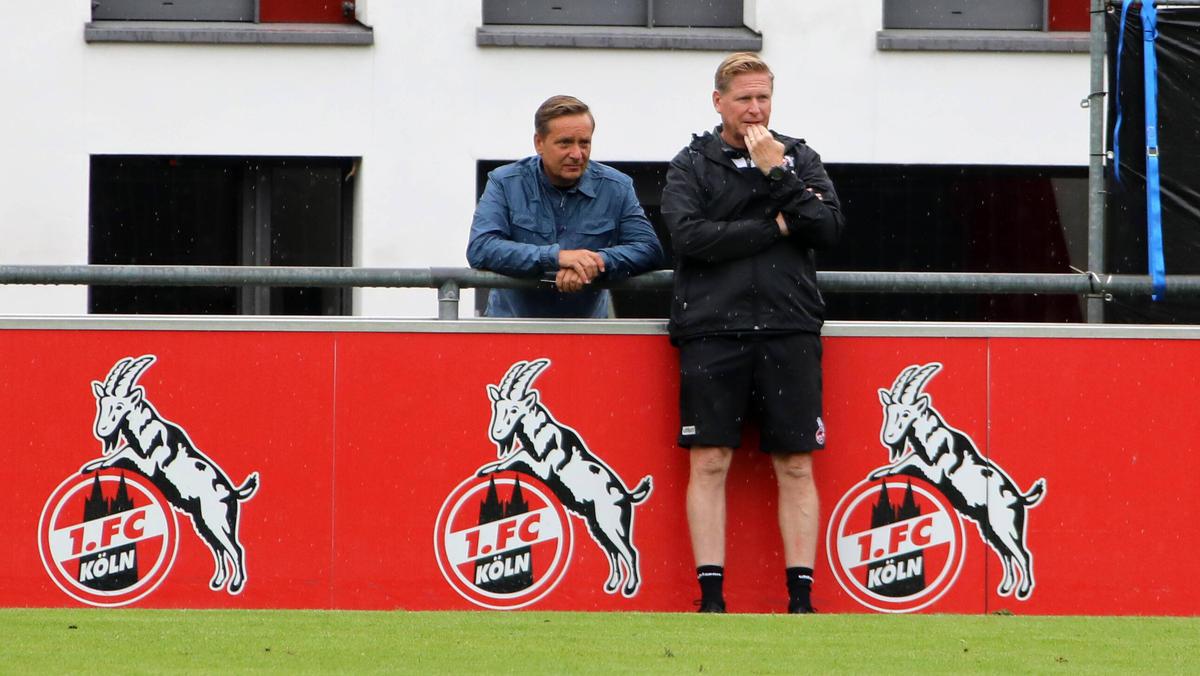 Beim 1. FC Köln herrscht vor dem Start der Bundesliga-Saison 2020/21 nicht nur eitel Sonnenschein