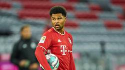 Serge Gnabry vom FC Bayern wurde positiv getestet