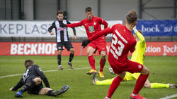 Der 1. FC Kaiserslautern holte einen Punkt gegen den SC Verl
