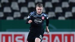 Geht zunächst auf Leihbasis von Fortuna Düsseldorf zum 1. FC Kaiserslautern: Jean Zimmer