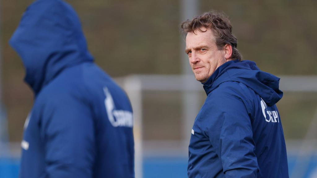 Mike Büskens wird Co-Trainer beim FC Schalke 04