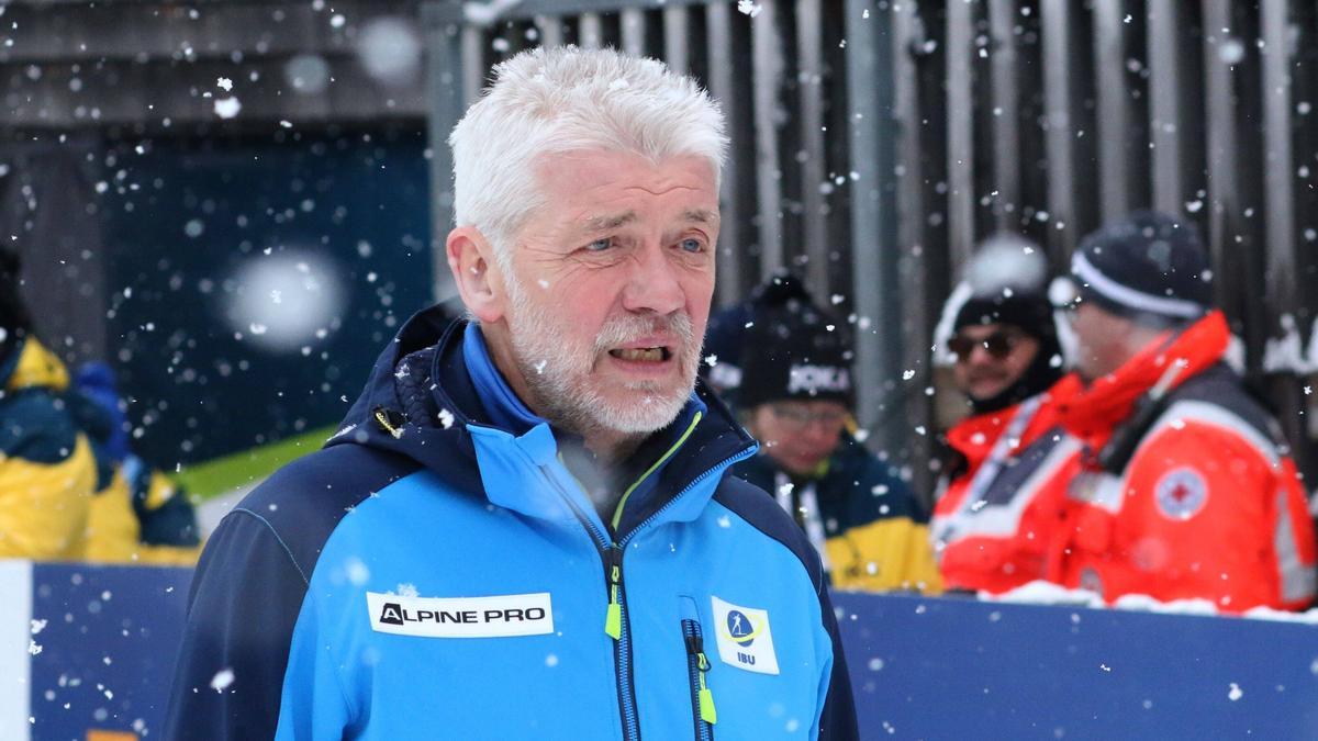 DSV-Präsident Franz Steinle hat das Hygienekonzept der WM gelobt