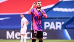Neymar brachte PSG gegen Lens auf die Siegerstraße