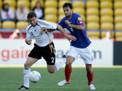 U21-EM 2006: Deutschland schlägt Serbien zum Auftakt