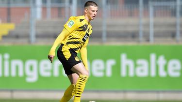 Tobias Raschl erzielte den Ausgleich für den BVB II
