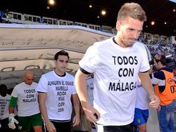 """""""Alle mit Málaga"""""""