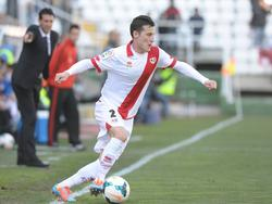 Rayos Rechtsverteidiger Tito im Spiel gegen Sevilla
