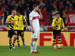 El Dortmund quiere volver a celebrar un triunfo en el campo del Stuttgart. (Foto: Getty)