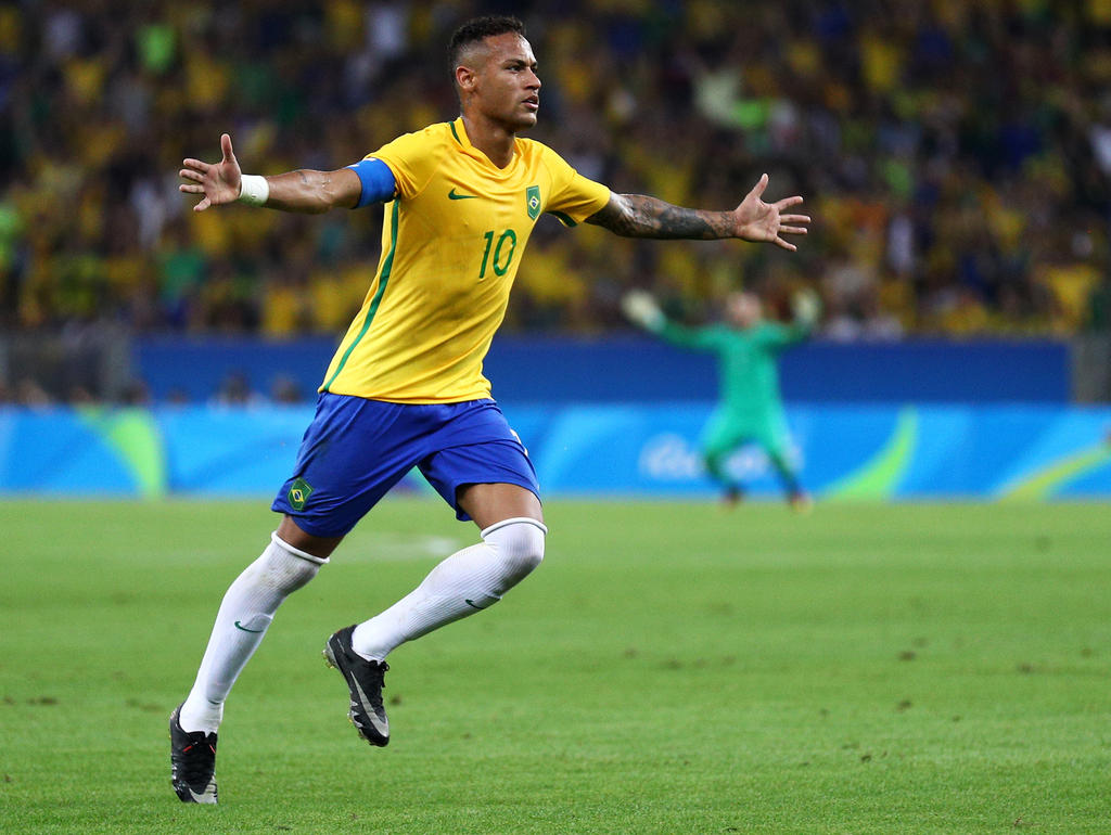 Neymar hizo soñar a todo su país.