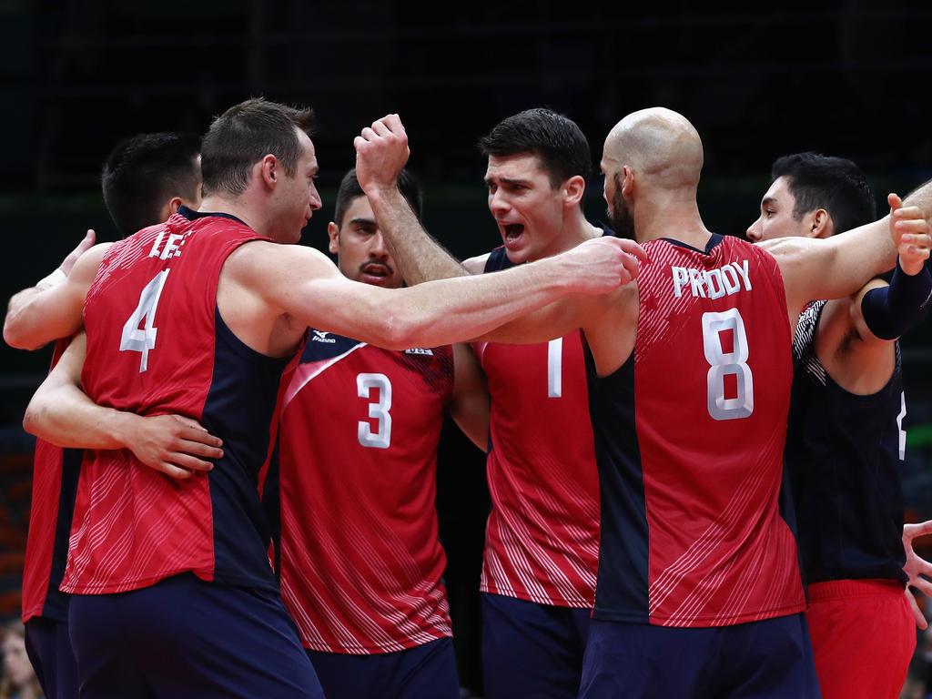 Die US-Boys sicherte sich in Rio Bronze