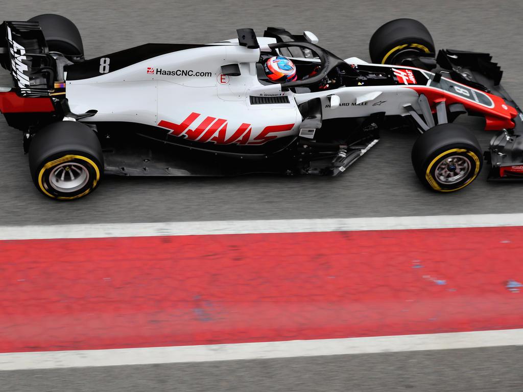 Romain Grosjean wehrt sich gegen die Kritik