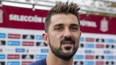 David Villa wechselt vom New York City FC zu Vissel Kobe