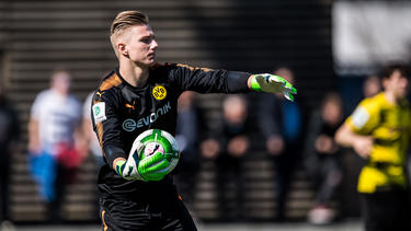 Luca Unbehaun könnte die Zelte beim BVB abbrechen