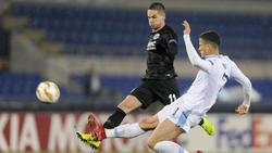 Eintracht Frankfurt verlängerte den Vertrag mit Mijat Gacinovic