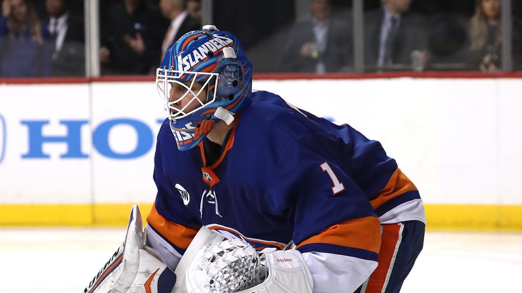 Thomas Greiss überzeugte bei den New York Islanders