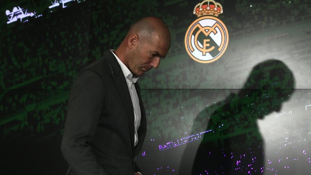 Zinédine Zidane als