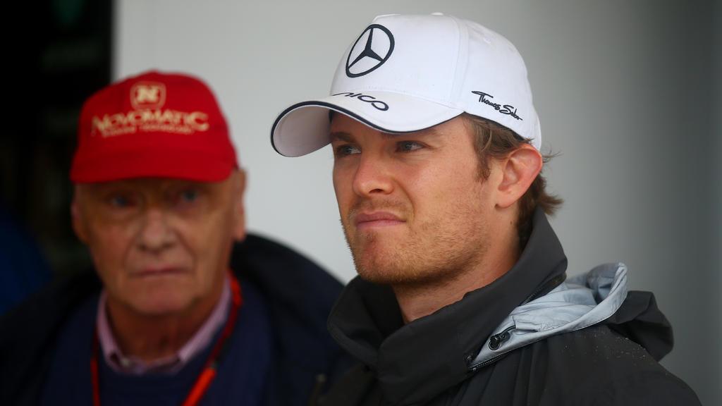 Nico Rosberg: Anfangs hat er von Lauda und Wolff nicht viel gehalten