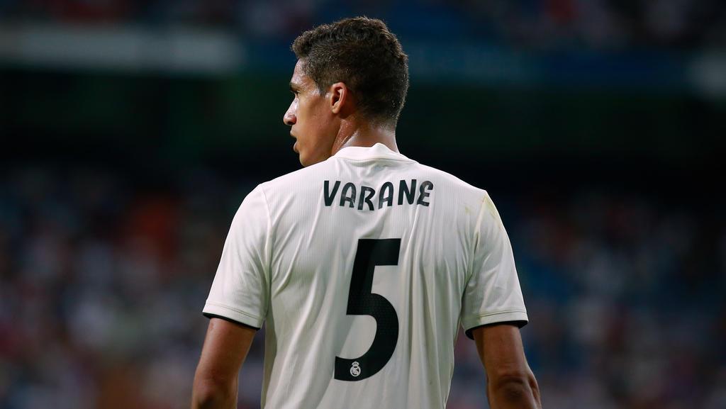 FC Bayern, PSG, Manchester United oder Juventus? Raphael Varane hat wohl die Qual der Wahl
