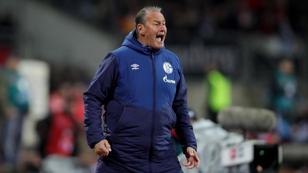 Der FC Schalke 04 trifft auf Bayer Leverkusen