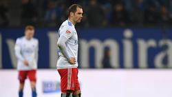 Pierre-Michel Lasogga wird den HSV am Saisonende verlassen müssen