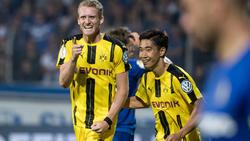 Shinji Kagawa und André Schürrle sind momentan vom BVB ausgeliehen