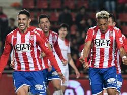 El Girona busca el ascenso. (Foto: Imago)
