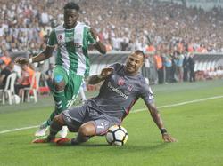 Beşiktaş unterlag im Finale gegen Konyaspor