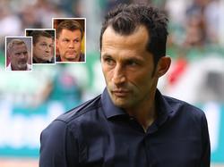 Hasan Salihamidžić wird von drei Ex-Kollegen ganz unterschiedlich beweretet