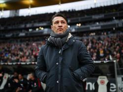 Eintracht-Profi Kevin-Prince Boateng hat eine hohe Meinung von seinem Trainer Niko Kovac (Foto)