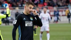 Daniel Frahn ist vom Chemnitzer FC suspendiert worden