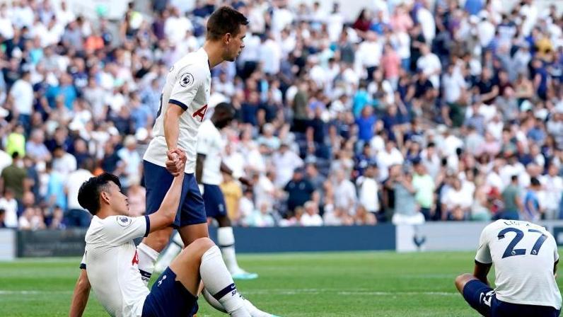 Tottenham Hotspur hat überraschend die erste Saisonniederlage kassiert
