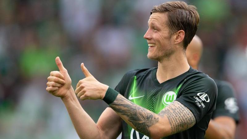 Wolfsburgs Wout Weghorst hatte einen starken Einstieg in die neue Saison