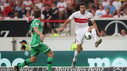 Atakan Karazor wechselte im Sommer zum VfB Stuttgart