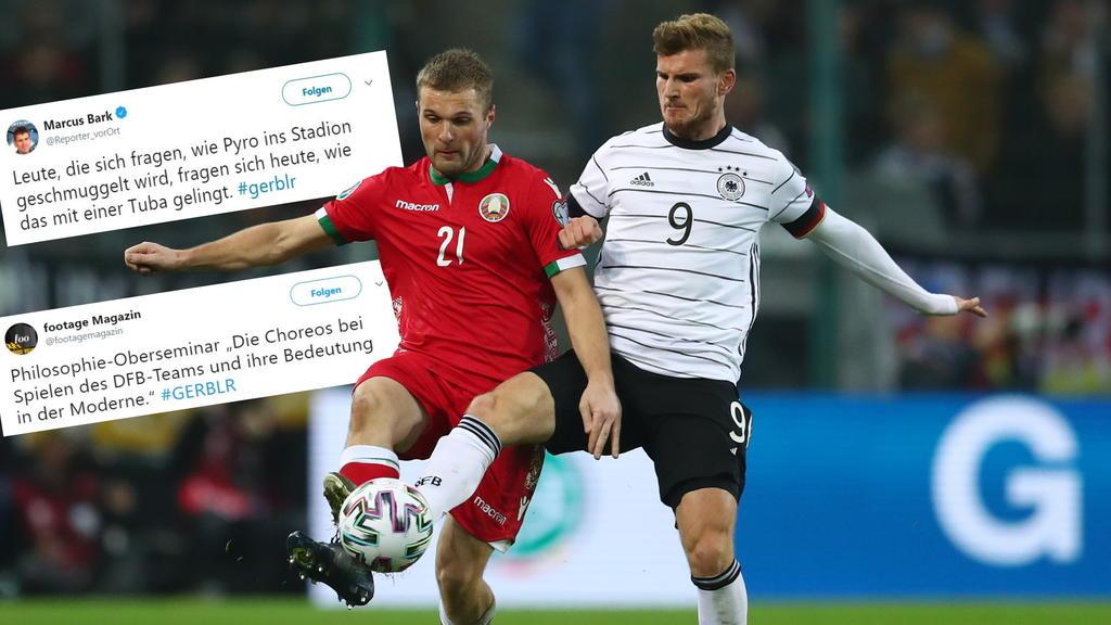 Deutschland Vs Weißrussland