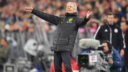 Der Druck auf Lucien Favre und den BVB wächst