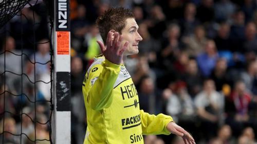 Carsten Lichtlein hat seinen 625. Bundesliga-Einsatz gefeiert