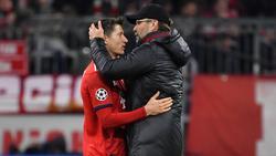 Sind Robert Lewandowski und Jürgen Klopp bald wieder verein?